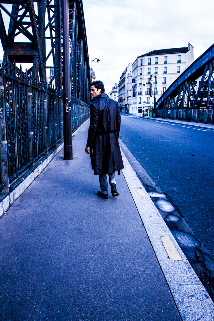 Fashion Photography by Sahar Kaderie in Paris