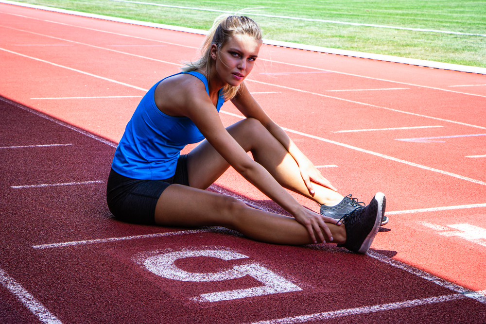 women sport photography