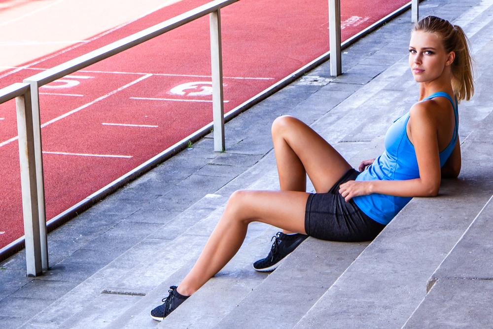 Sport Lifestyle Editorial